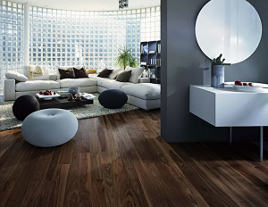 materials used for cheap wood flooring