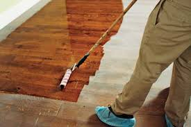 about wood floor refinishing
