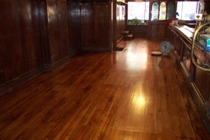 all types of wood flooring