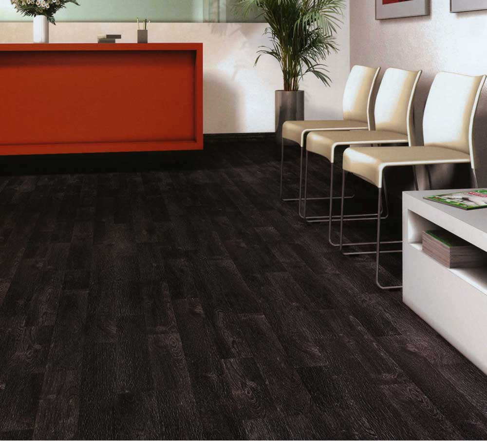 Black hardwood flooring decor for upscale homes wood for Black hardwood flooring