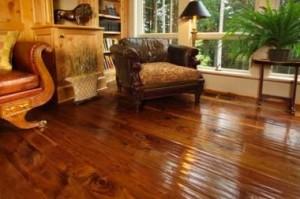 best hand scraped hardwood floors