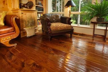 Best Hand Scraped Hardwood Floors