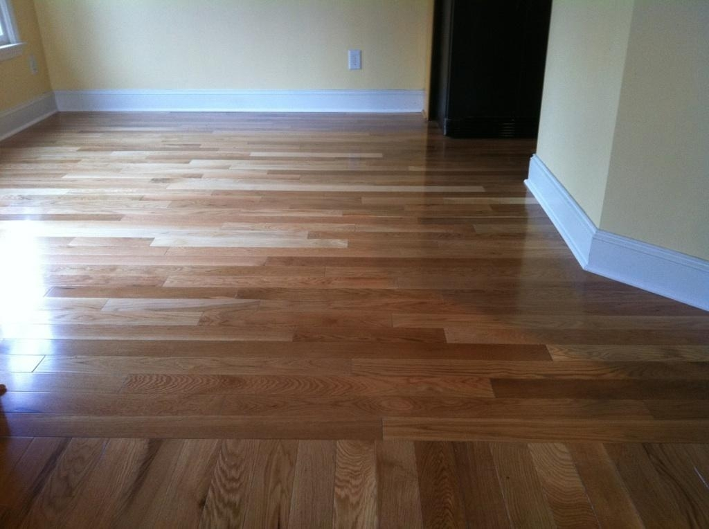 Which direction to lay laminate flooring wood floors for Laying hardwood floors