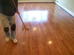 best refinishing prefinished hardwood floors