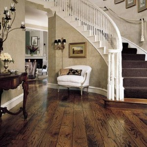 different types of hardwood and laminate flooring