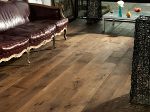 great wide plank flooring