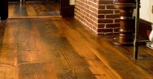 great wide plank wood flooring