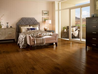 hardwood floating wood floor