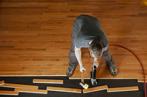 installing best prefinished hardwood floors