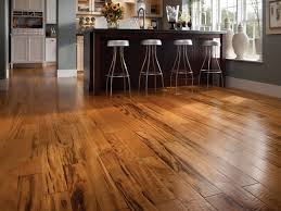 types of fake wood flooring